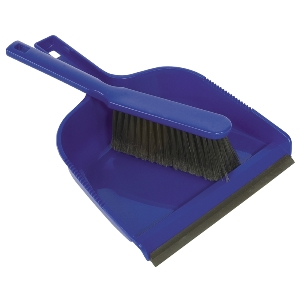 Image of Open dustpan & brush set, P-M51H0728