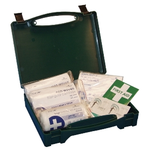 Image of 1-person travel first aid kit, P-N018021