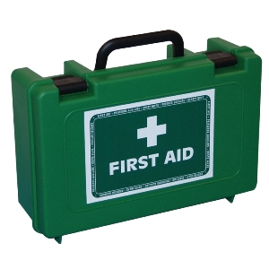 Image of 10-person first aid kit, P-N018022