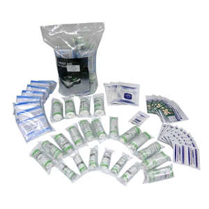 Image of 50-person first aid kit refill, P-N028012