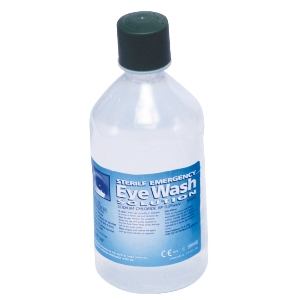 Image of Sterile eyewash solution, P-N051897
