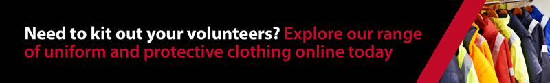 Need to kit out your volunteers? Explore our range of uniform and protective clothing today