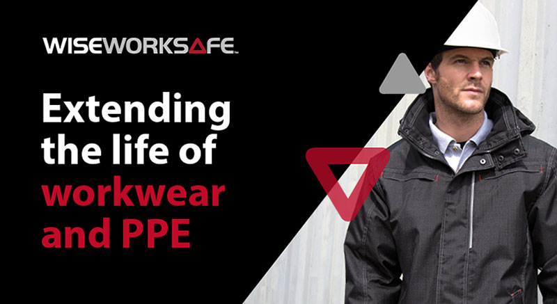 Extending the life of workwear and PPE