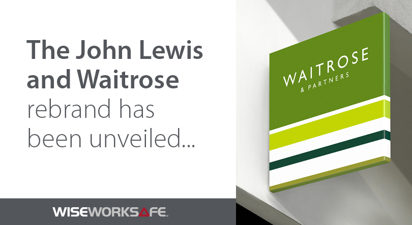The John Lewis & Waitrose rebrand has been unveiled