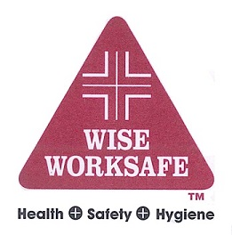 Updated WISE Worksafe logo after this become the new company name in 2000