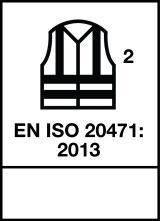 EN ISO 20471 logo